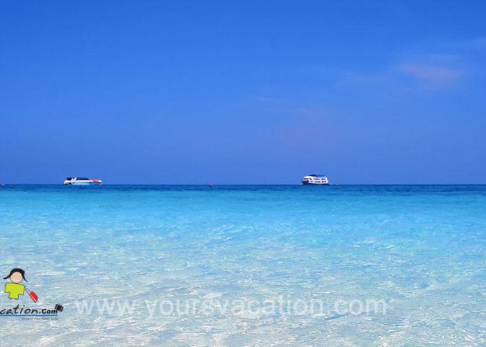 ทัวร์เกาะรอก 1 วัน เรือสปีดโบ๊ท