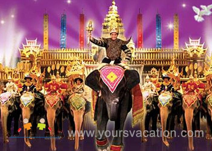 ภูเก็ตแฟนตาซีโชว์ (Phuket Fantasea Show)