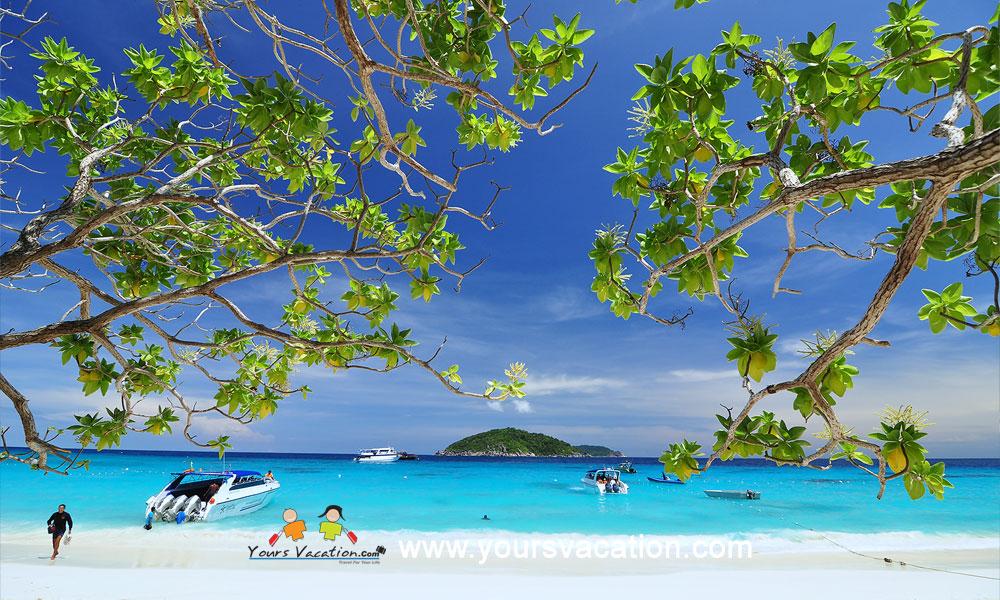 ทัวร์เกาะสิมิลัน 1 วัน เรือสปีดโบ๊ท