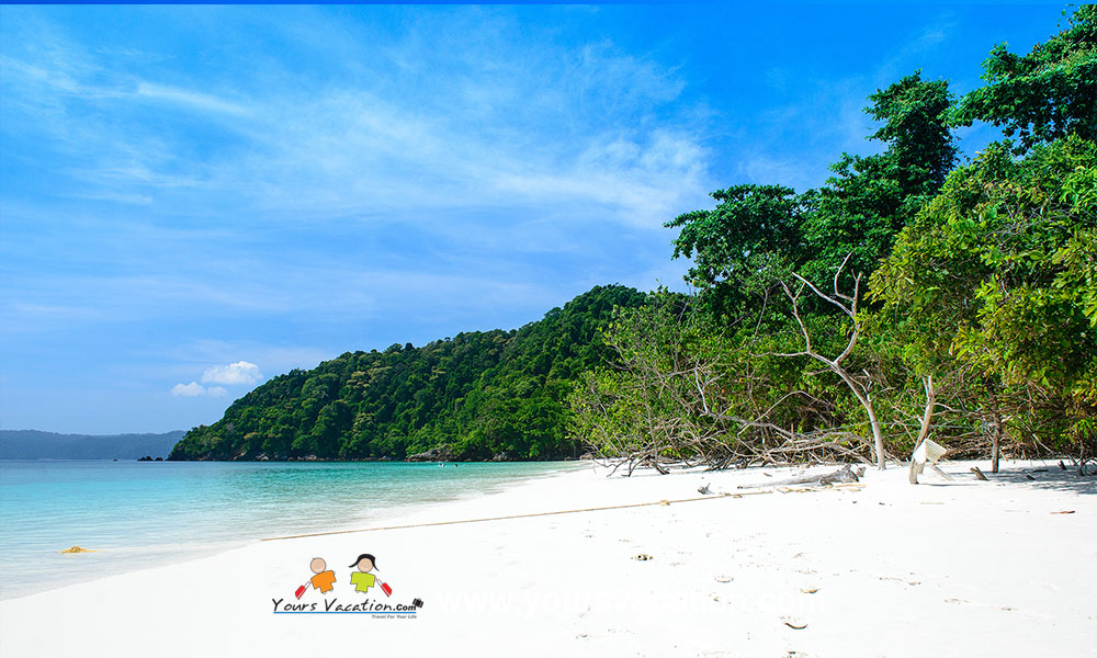 ทัวร์เกาะหัวใจมรกต เกาะค๊อกคอม เกาะพม่า