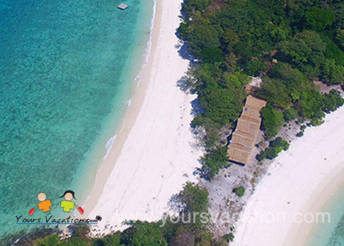 ทัวร์เกาะบรูเออร์ เกาะพม่า 1 วัน