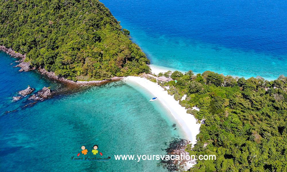 ทัวร์เกาะบรูเออร์ เกาะพม่า