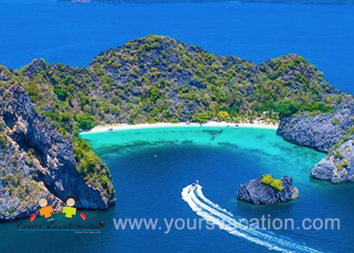 ทัวร์เกาะหัวใจมรกต เกาะฮอร์สชู เดินทางกับ Loveandaman
