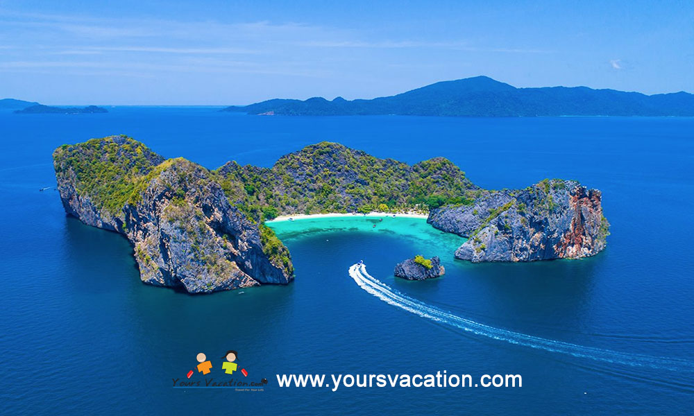 ทัวร์เกาะค๊อกเบิร์น เกาะช้างเผือก เกาะพม่า