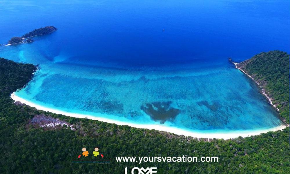 ทัวร์หมู่เกาะมังกร เกาะพม่า