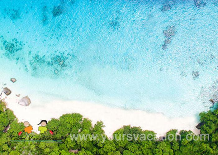 ทัวร์เรนเดียร์บีช เกาะแมคคลอย เกาะพม่า 1 วัน