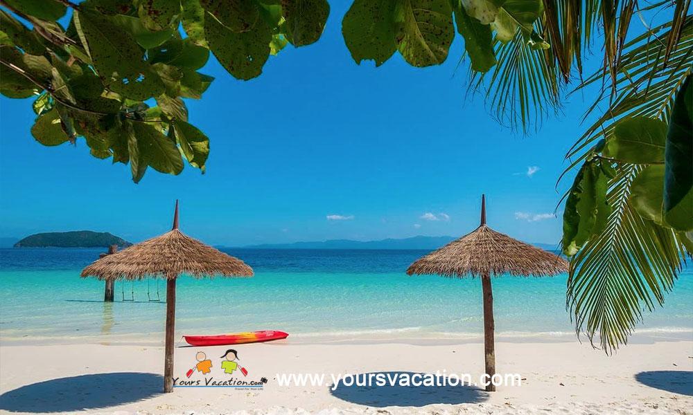 ทัวร์เกาะนาวโอพี เกาะพม่า 1 วัน