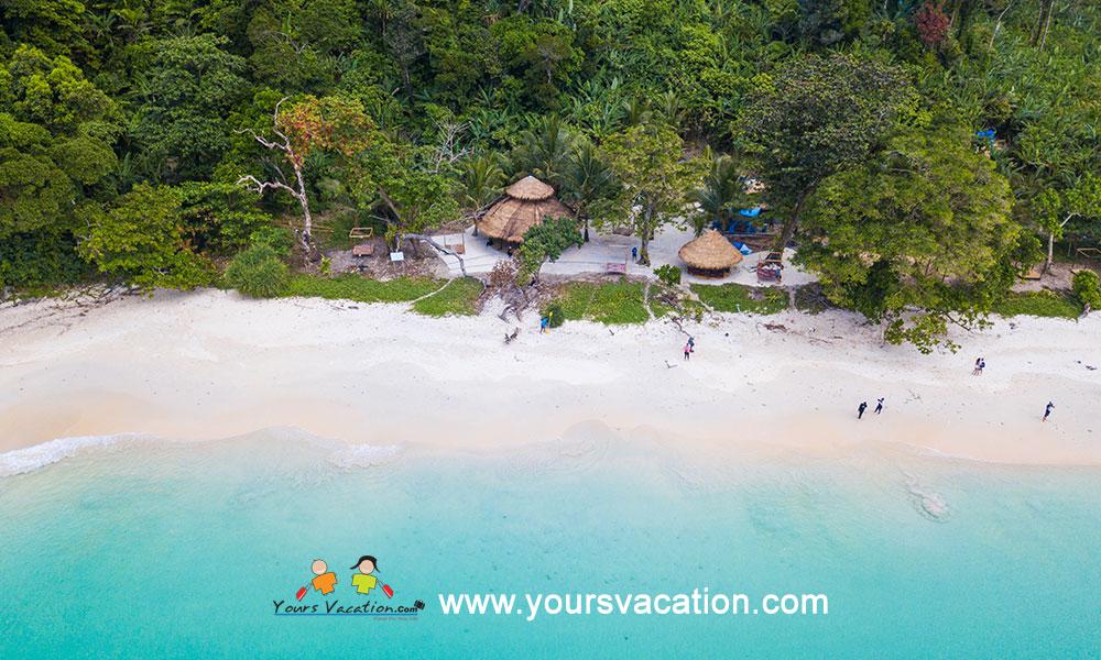 ทัวร์เกาะค๊อกเบิร์น เกาะมุก เกาะพม่า