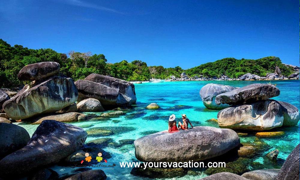 ทัวร์เกาะนาคินโย (BOULDER ISLAND)